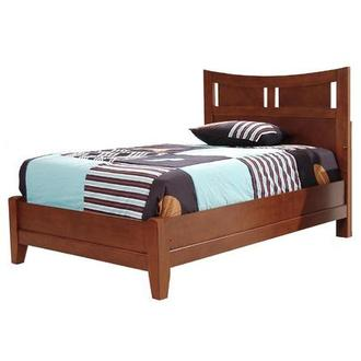 Village Craft Full Platform Bed
