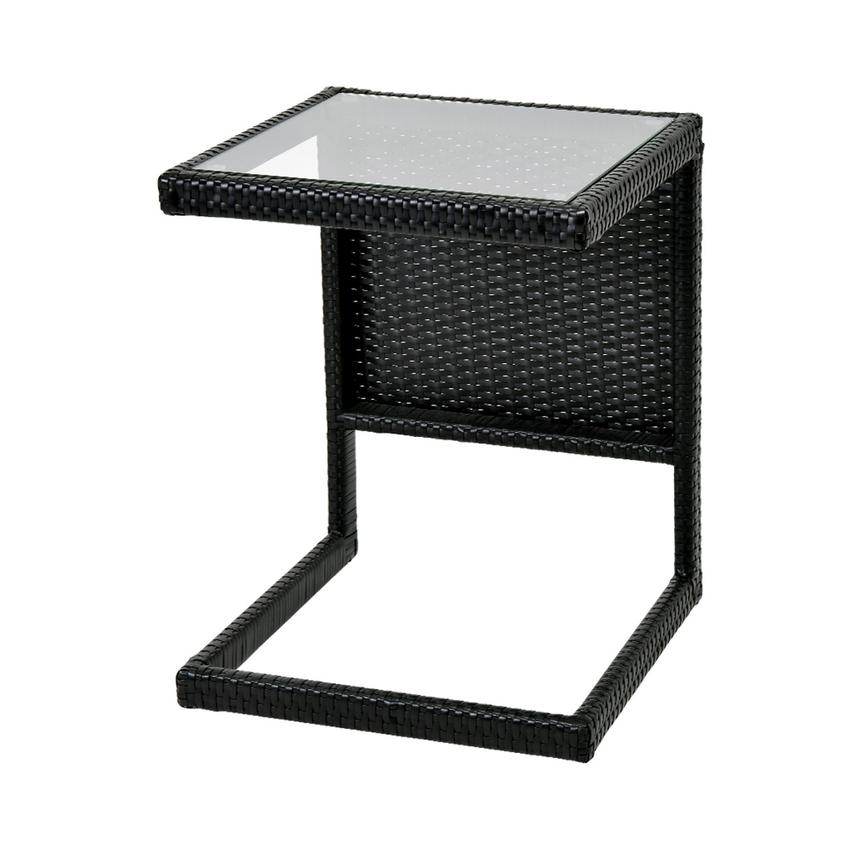 Neilina Black Side Table  main image, 1 of 5 images.