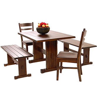 Santa Fe 5-Piece Casual Dining Set