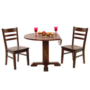 Santa Fe 3-Piece Bistro Set  alternate image, 3 of 18 images.