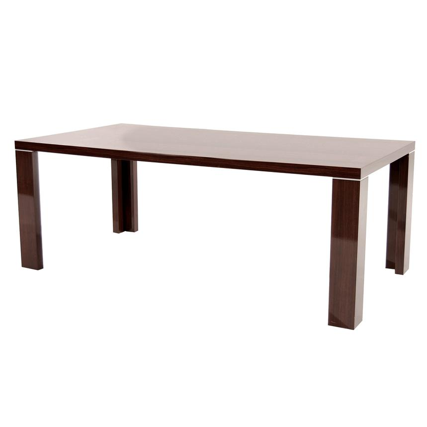 Pisa Extendable Dining Table Made In Italy Main Image, 1 Of 6 Images.