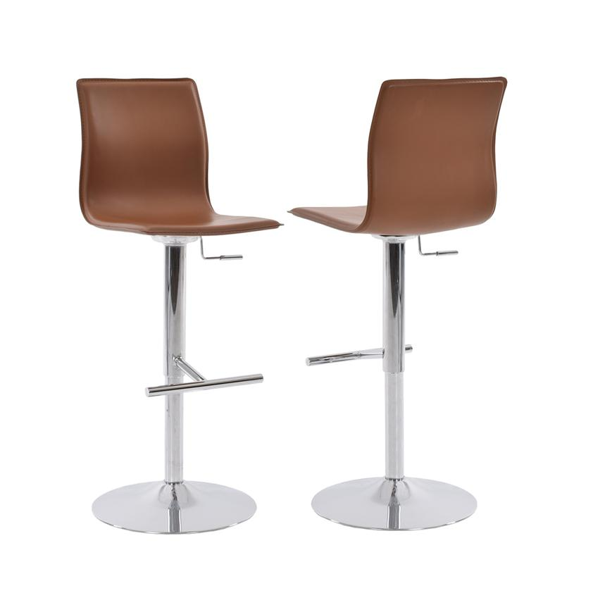 Evolution Cappuccino Adjustable Stool  main image, 1 of 7 images.