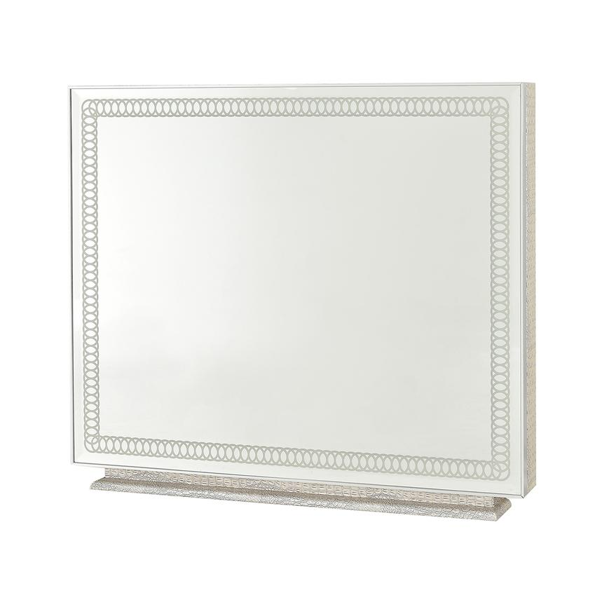 Hollywood Swank Pearl Mirror  main image, 1 of 4 images.