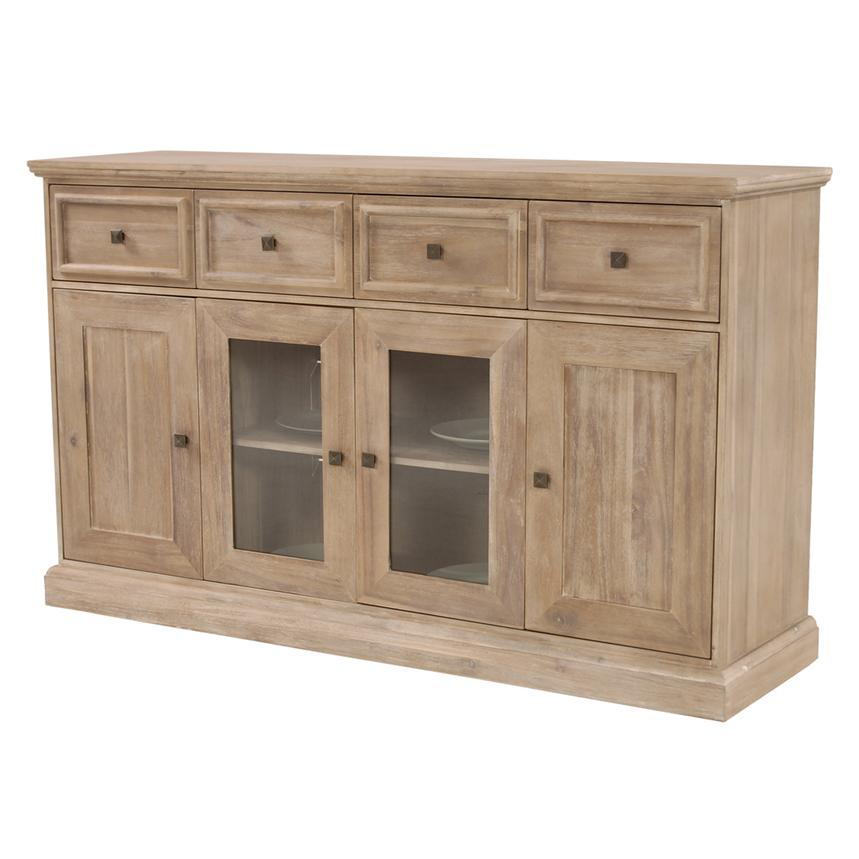 Hudson Natural Sideboard El Dorado Furniture
