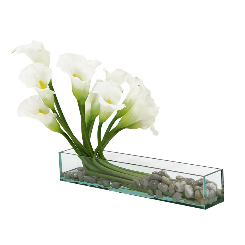 Sarah white flower arrangement el dorado furniture sarah white flower arrangement main image 1 of 4 images mightylinksfo