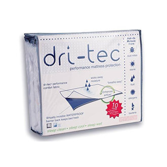 Dri-Tec Full Mattress Protector