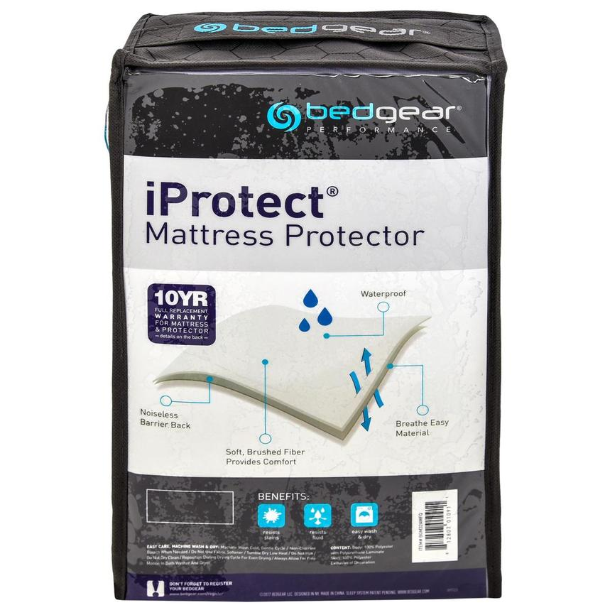 iProtect Twin XL Mattress Protector  main image, 1 of 3 images.