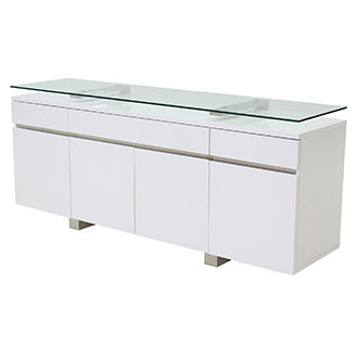 Novo White Buffet