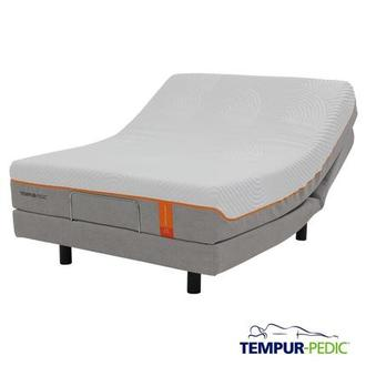 Contour Supreme Memory Foam Full Mattress Set w/Ergo Premier Foundation by Tempur-Pedic