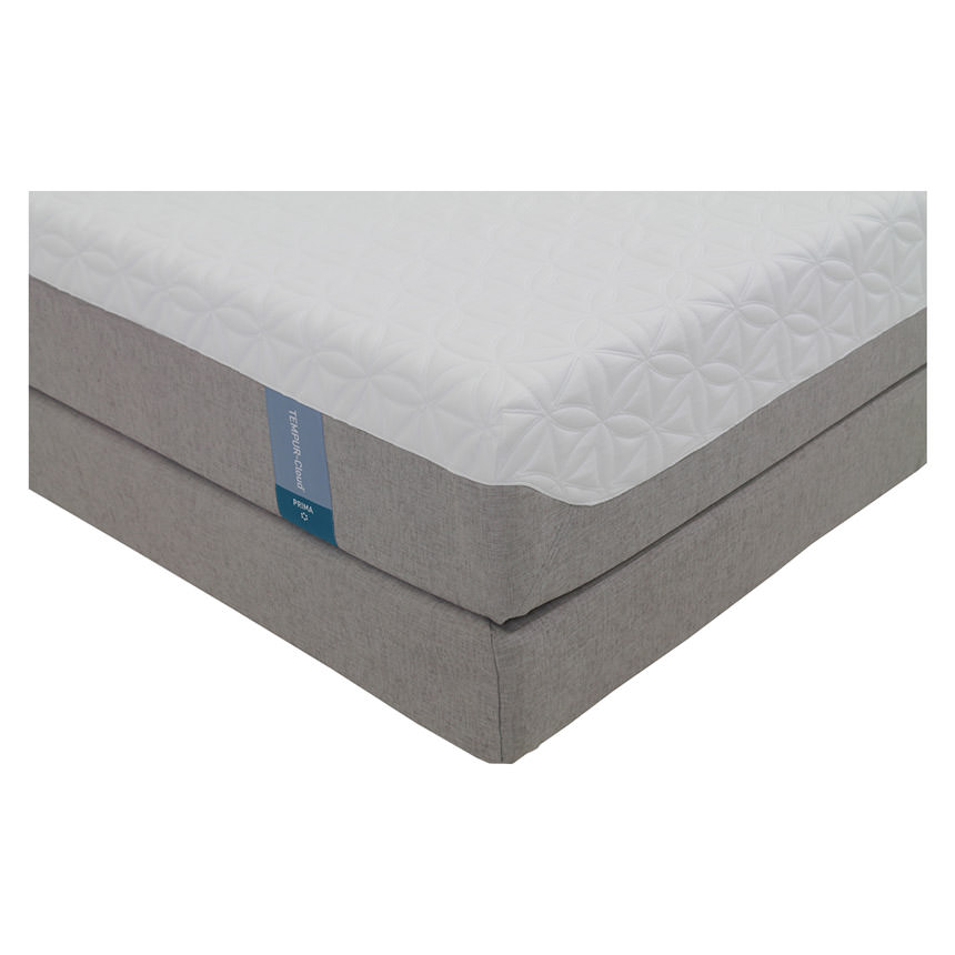 Cloud Prima Memory Foam Twin Xl Mattress Set W Low Foundation By