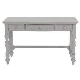 Sweet Pea White Vanity Desk