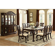 Eloisee 5-Piece Formal Dining Set  alternate image, 4 of 12 images.