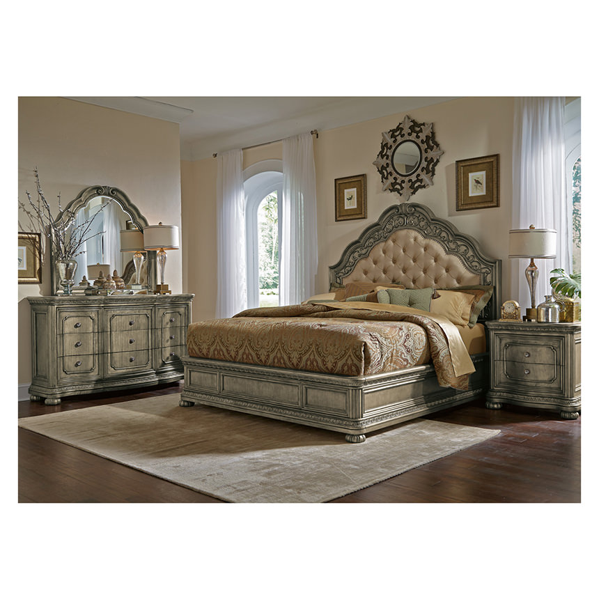 Perfect San Marcos Queen Platform Bed Alternate Image, 2 Of 8 Images.