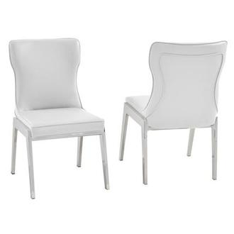 Onyx White Side Chair