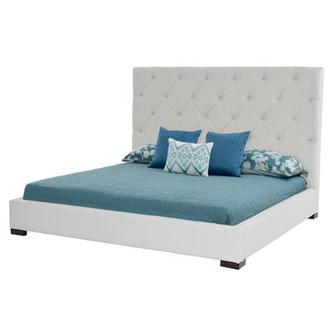 Crystal King Platform Bed