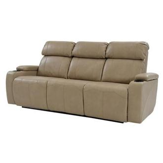 Magnetron Cream Power Motion Sofa