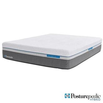 Copper Twin XL Mattress by Sealy Posturepedic Hybrid