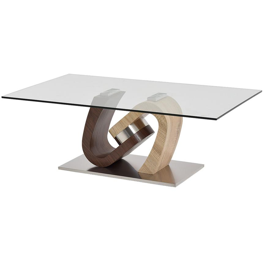 Serpentine Coffee Table  main image, 1 of 5 images.