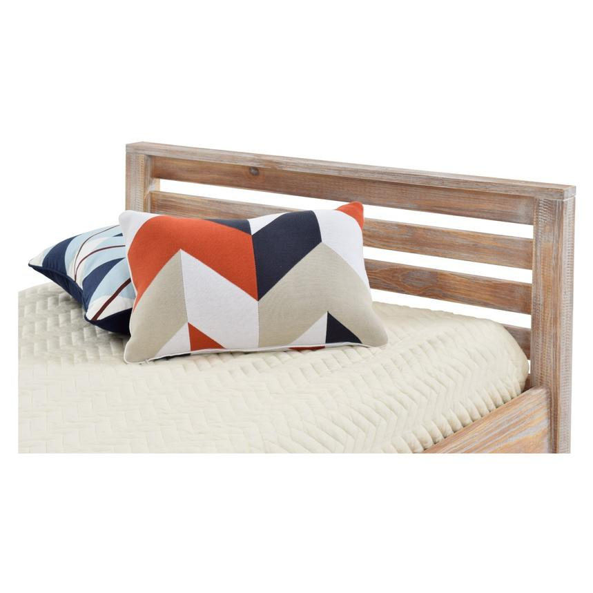 Montauk Natural Twin Storage Captain Bed Made in Brazil  alternate image, 5 of 8 images.