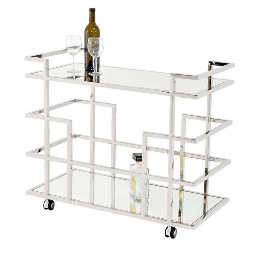 Broadway Bar Cart  main image, 1 of 5 images.