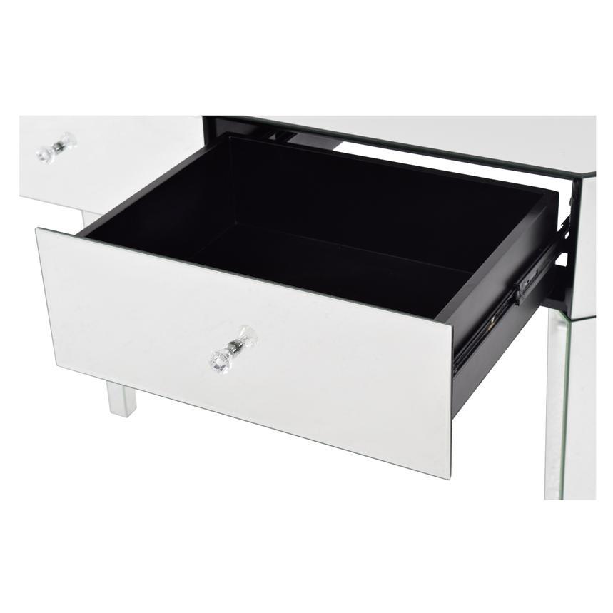Clea Vanity Desk W Bench El Dorado Furniture