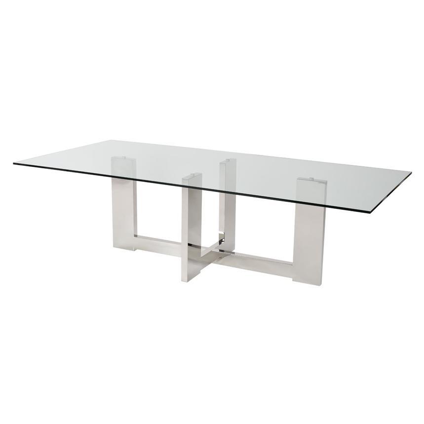Opus Rectangular Dining Table El Dorado Furniture