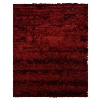 Fusion Red 8' x 11' Area Rug