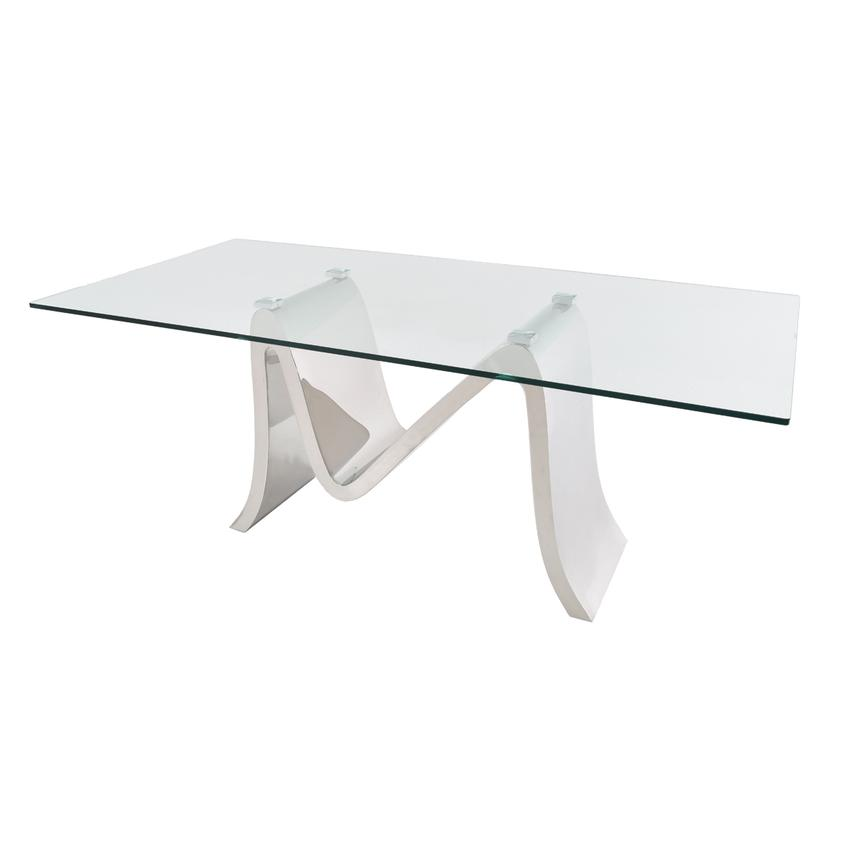 Maverick Rectangular Dining Table  main image, 1 of 5 images.