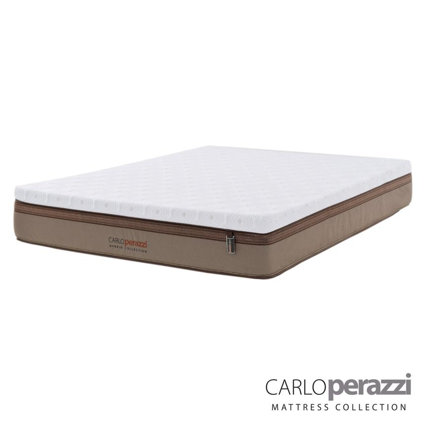 Naples Hybrid Queen Mattress by Carlo Perazzi  main image, 1 of 5 images.