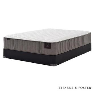 Oak Terrace II Full Mattress Set w/Regular Foundation by Stearns & Foster