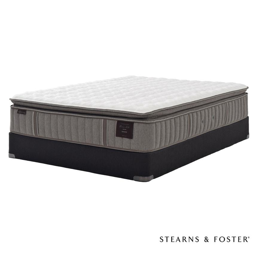 Oak Terrace IV Twin XL Mattress Set w/Regular Foundation by Stearns & Foster  main image, 1 of 5 images.