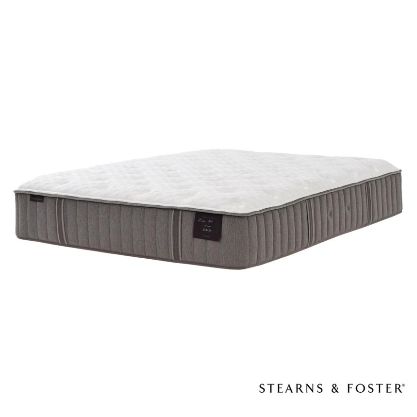 Scarborough II King Mattress by Stearns & Foster  main image, 1 of 5 images.