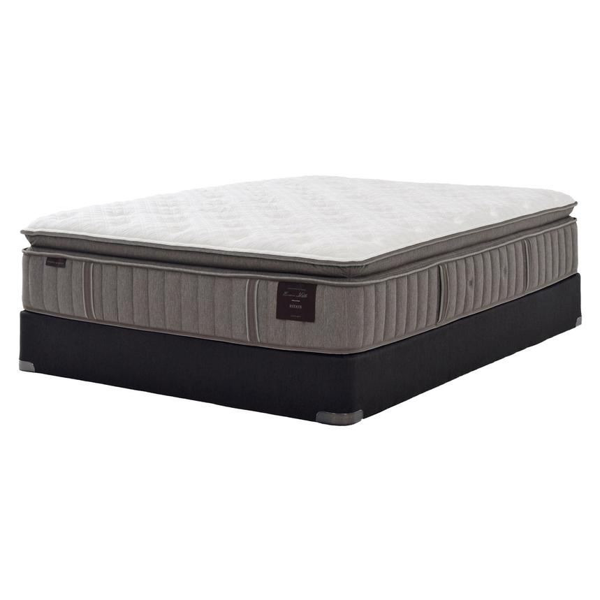 Scarborough V Twin XL Mattress Set w/Regular Foundation by Stearns & Foster  main image, 1 of 5 images.