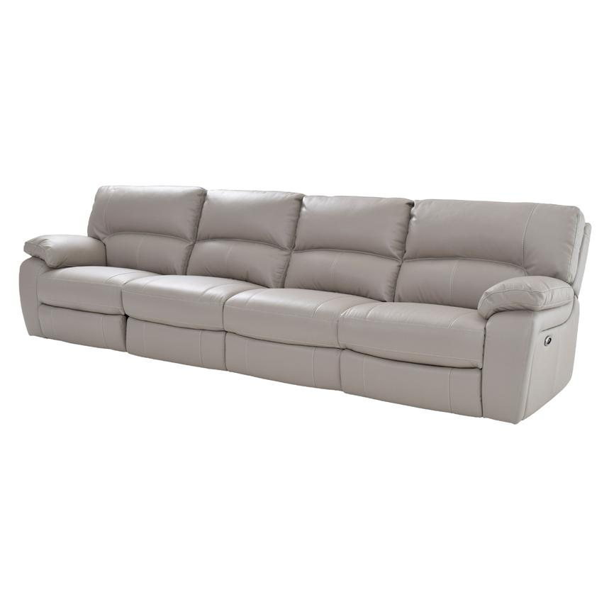 Camillo Gray Oversized Sofa  main image, 1 of 5 images.