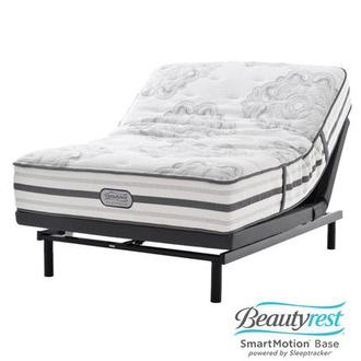 Sandy Spring Queen Mattress Set w/SmartMotion™ 1.0 Powered Base