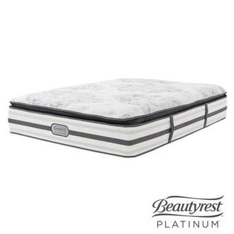 Stone Mountain King Mattress by Simmons Beautyrest Platinum