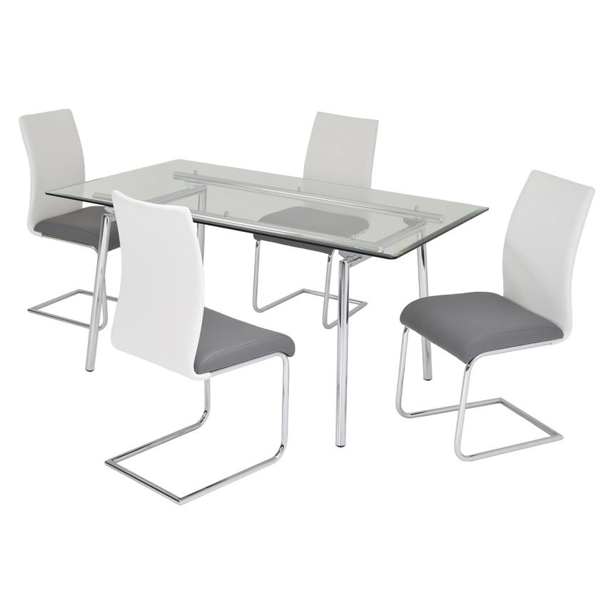 Colleen 5-Piece Casual Dining Set  main image, 1 of 13 images.
