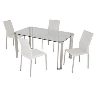 Rhonda 5-Piece Formal Dining Set