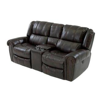 Paterson Recliner Loveseat w/Console