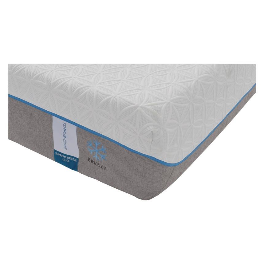 tempur pedic cloud supreme 2.0 cloud supreme breeze twin xl memory foam mattress by tempurpedic alternate image