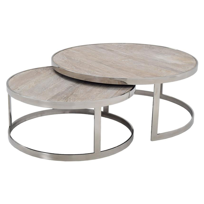 Briar Nesting Tables Set of 2 main image 1 of 6 images.  sc 1 st  El Dorado Furniture & Briar Nesting Tables Set of 2 | El Dorado Furniture