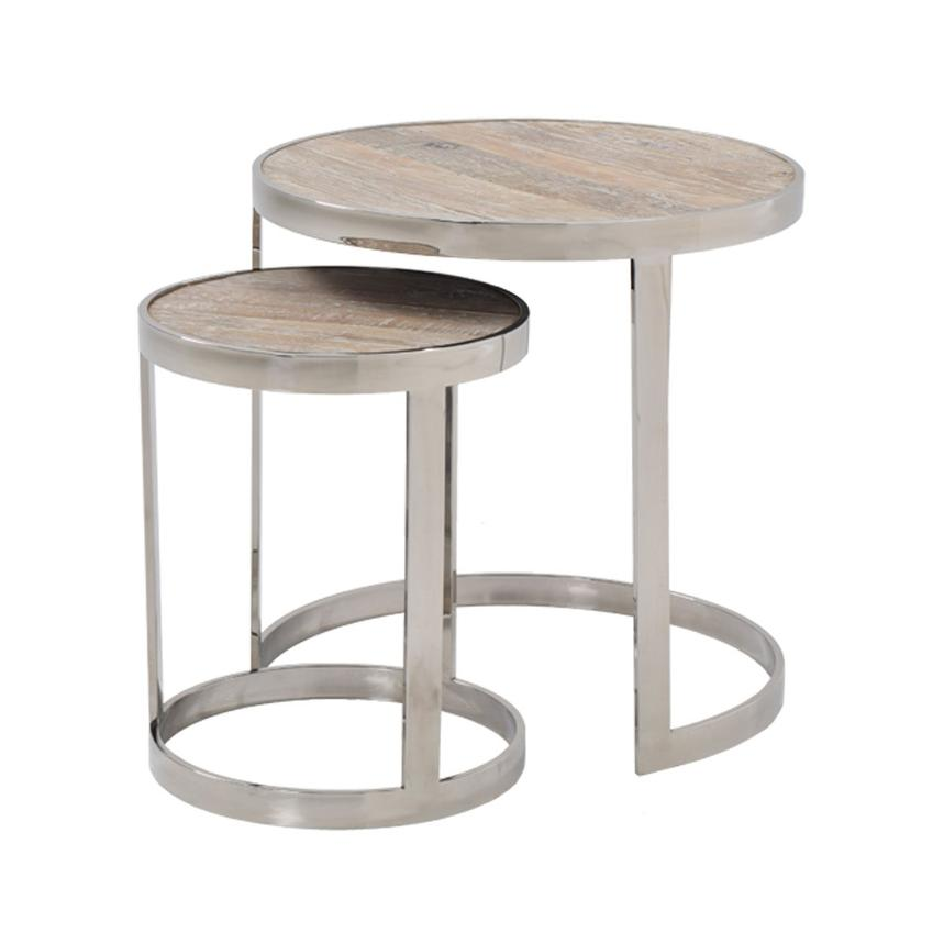 Briar Nesting Tables Set of 2  main image, 1 of 7 images.