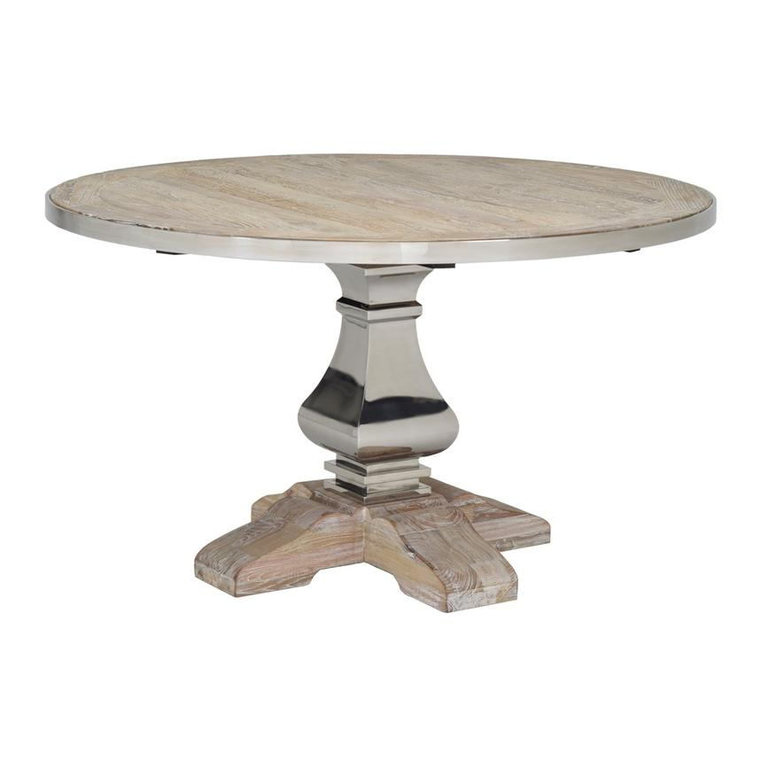 Wilma Round Dining Table  main image, 1 of 5 images.