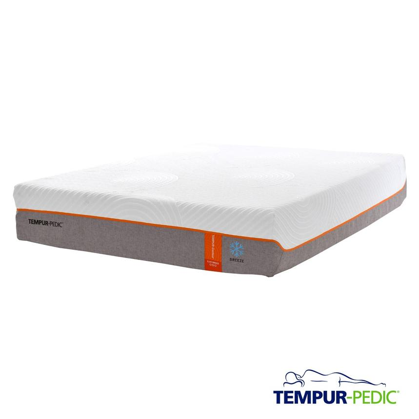 Contour Elite Breeze King Memory Foam Mattress by Tempur-Pedic  main image, 1 of 5 images.