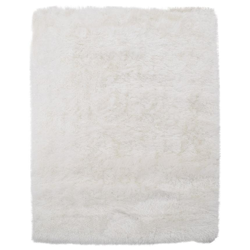 Milan White 8' x 10' Area Rug  main image, 1 of 3 images.