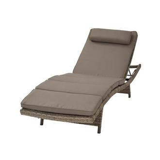dorado brown el small neilina lounge chaise furniture outdoor chairs
