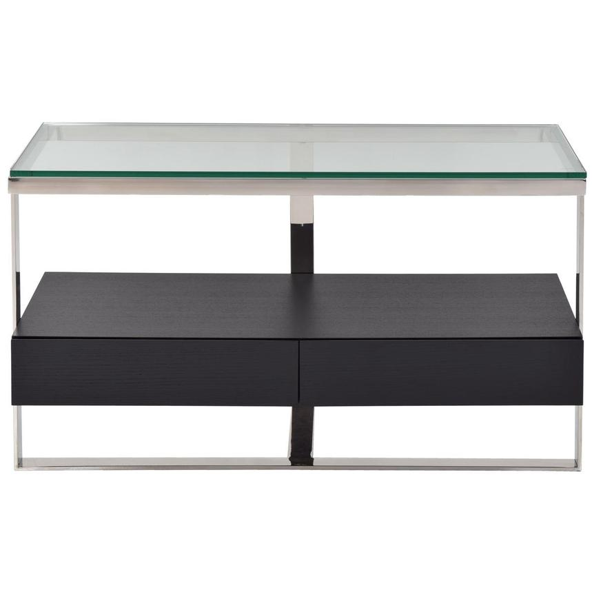 Calypso Black Console Table  main image, 1 of 5 images.