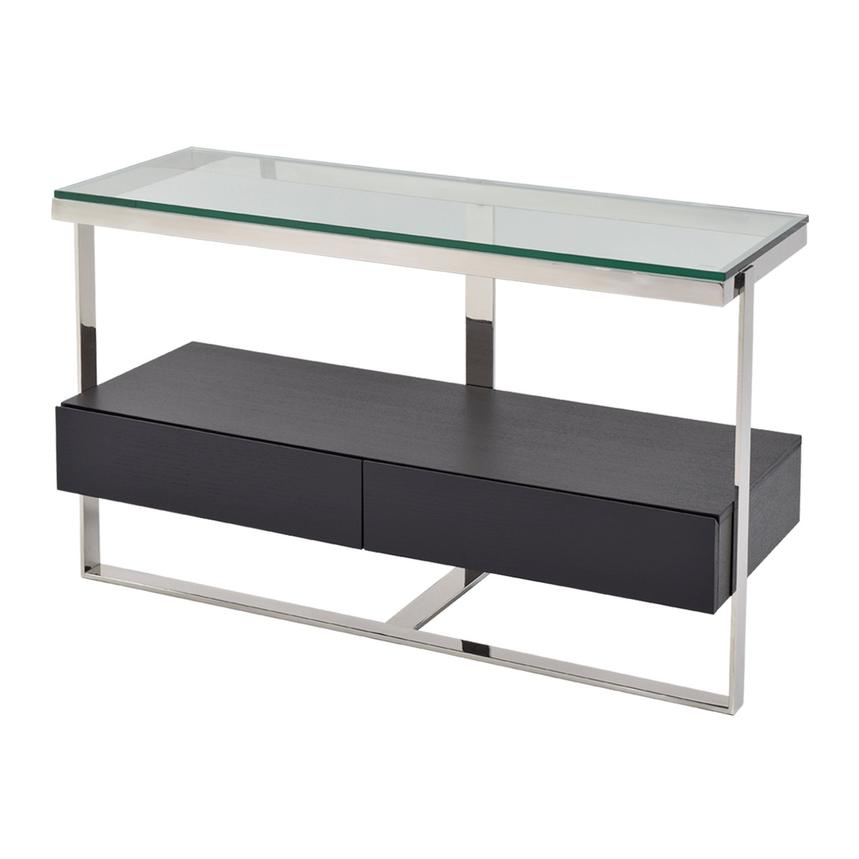 Calypso Black Console Table  main image, 1 of 6 images.