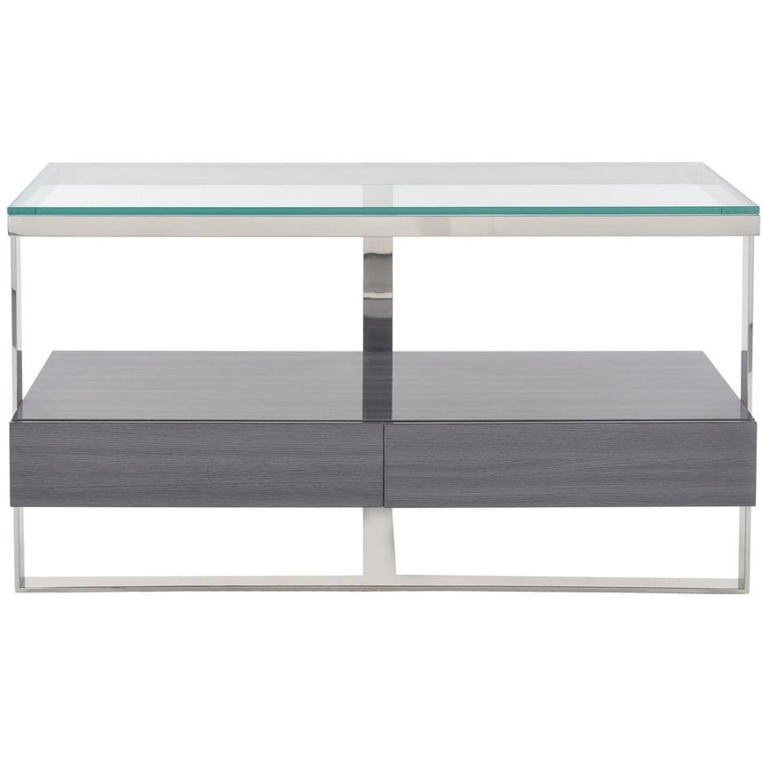 Calypso Gray Console Table  main image, 1 of 5 images.