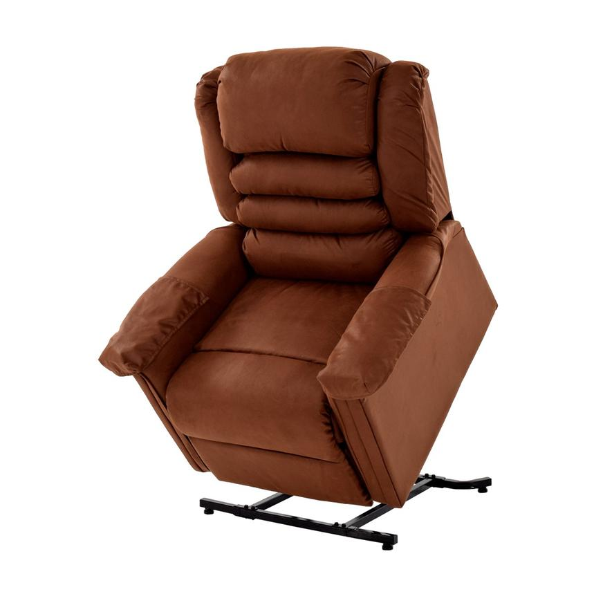 Soother Tan Power-Lift Recliner by Catnapper  main image, 1 of 8 images.